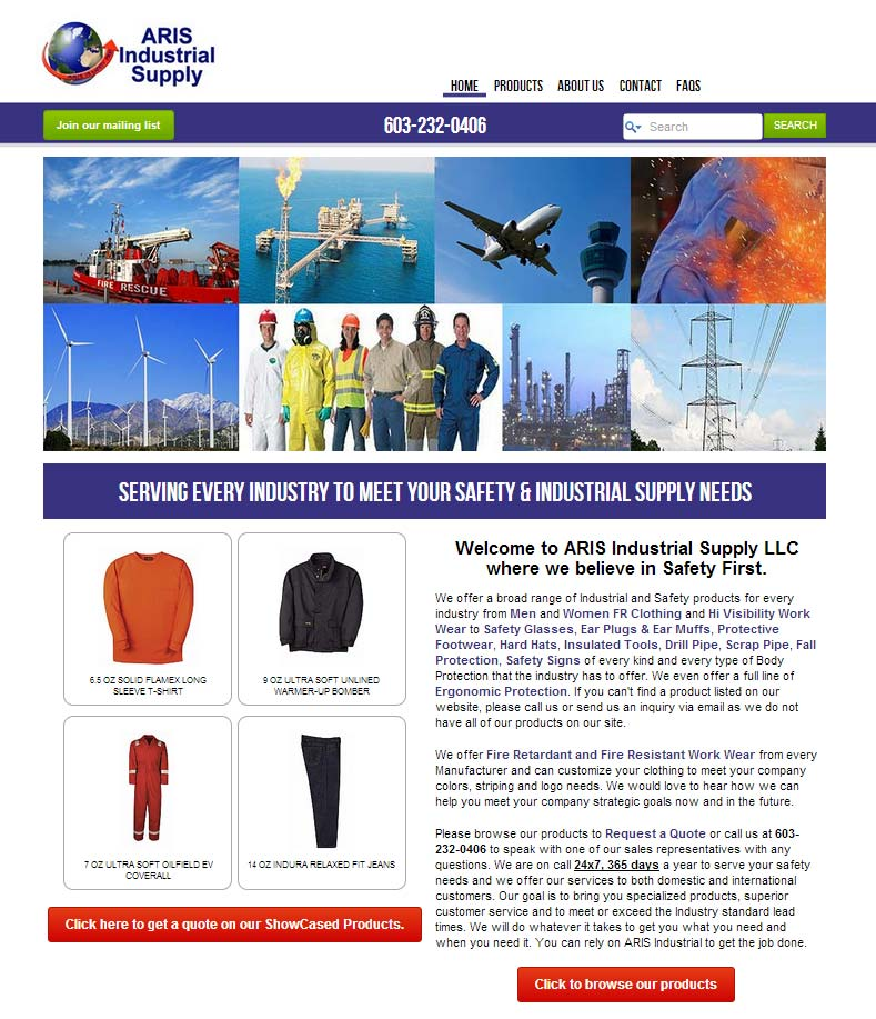 manchester products case study